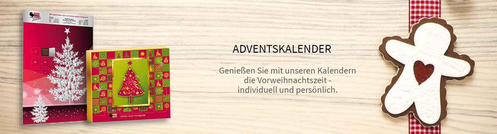 Schoko-Adventskalender