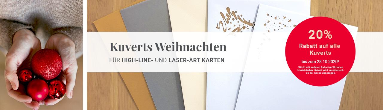 für High-Line- / Laser-Art-Karten