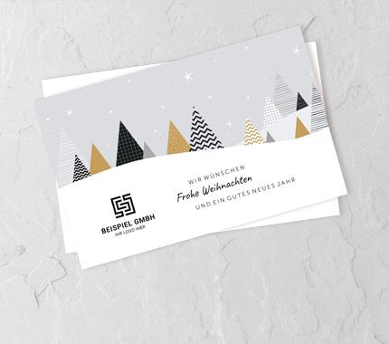 gesch ftliche weihnachtskarten f r firmen 15 raab verlag. Black Bedroom Furniture Sets. Home Design Ideas