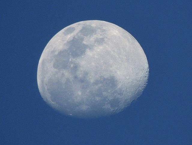 Mond Aufnahme